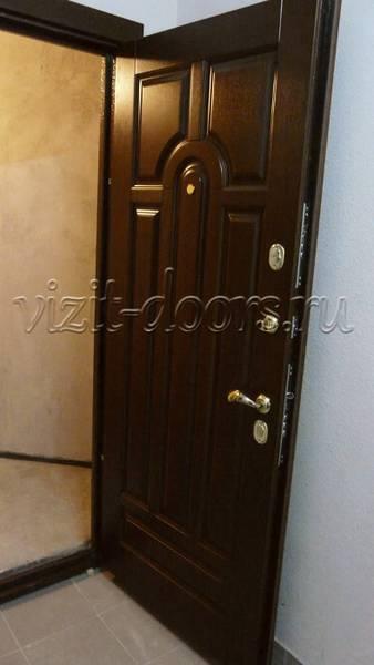 железные входные двери в городе щёлково