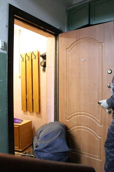 установка железных дверей преображенская