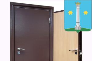 продажа входных металлических дверей в коломне