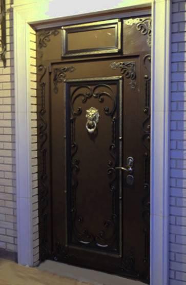 входные двери для загородного дома в люберцах