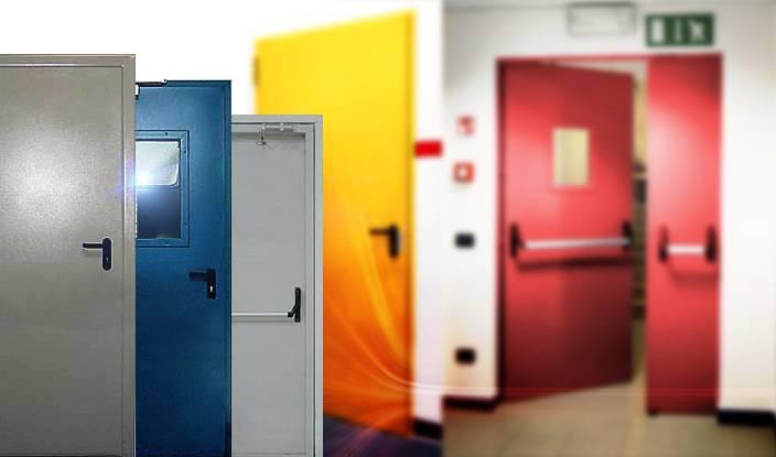 изготовление противопожарных дверей металлические противопожарные двери