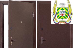 железные двери г видное