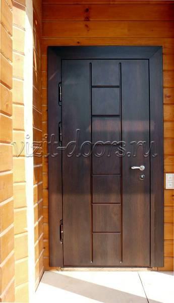 двери входные клинский район