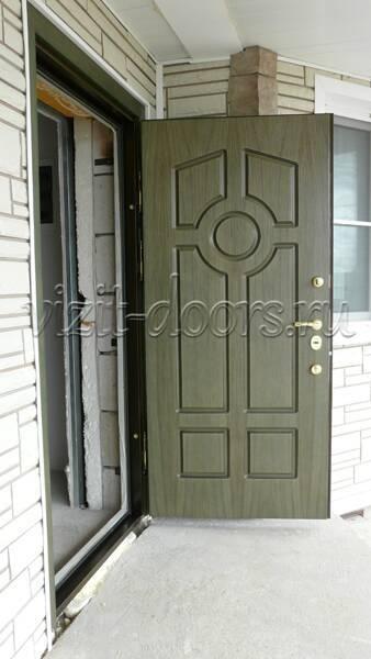 заказать входную дверь в солнечногорском районе