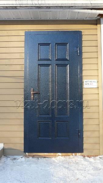 металлические двери г химки моск