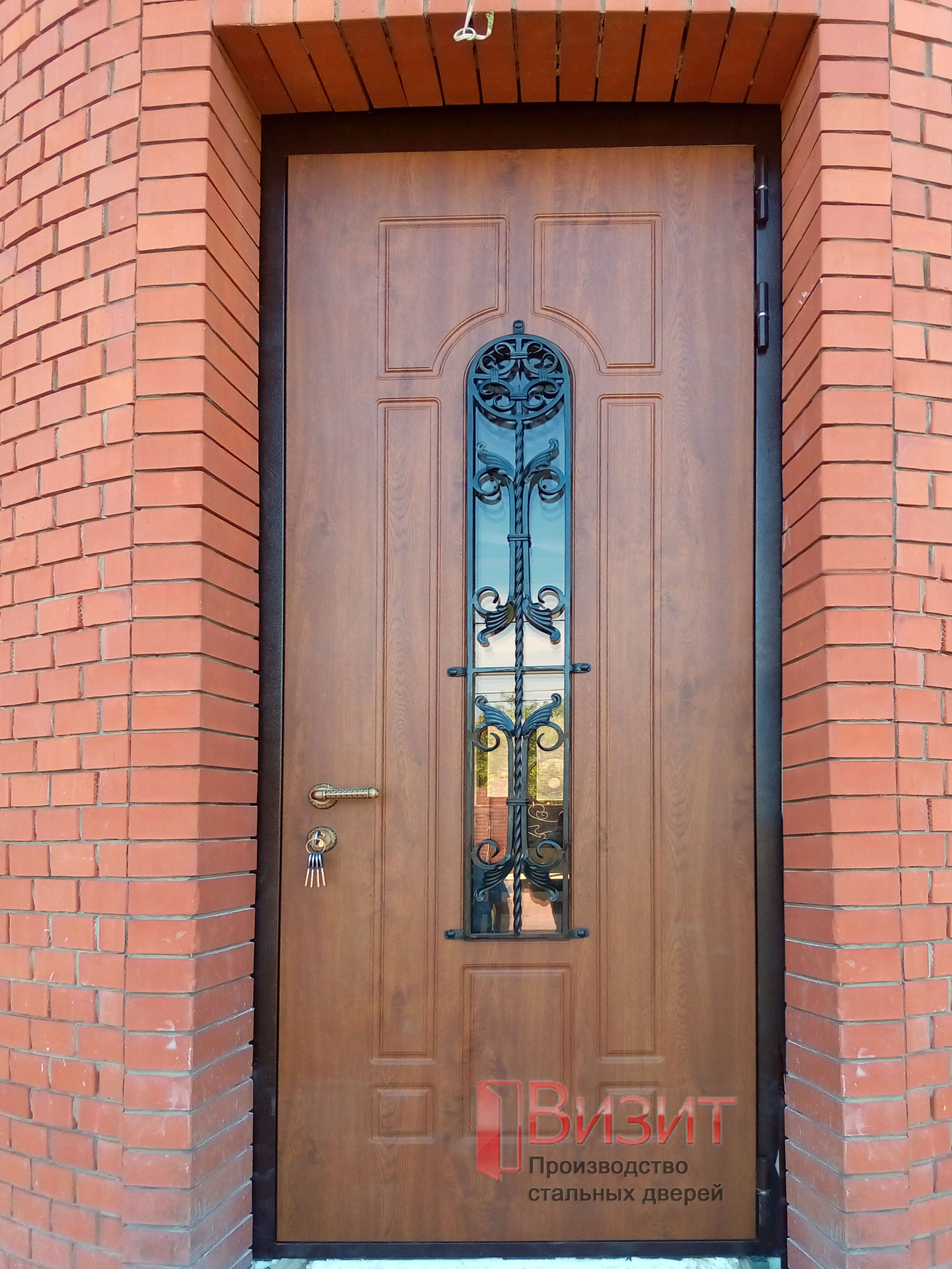 установить металическую входную дверь нахабино красногорск