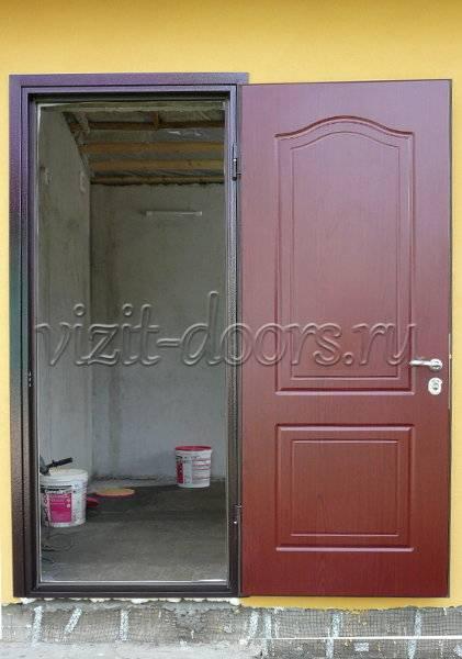 металлические двери в дмитрове и дмитровском районе