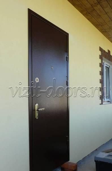 двери входные истринский район