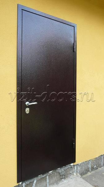установить стальную дверь в пущино