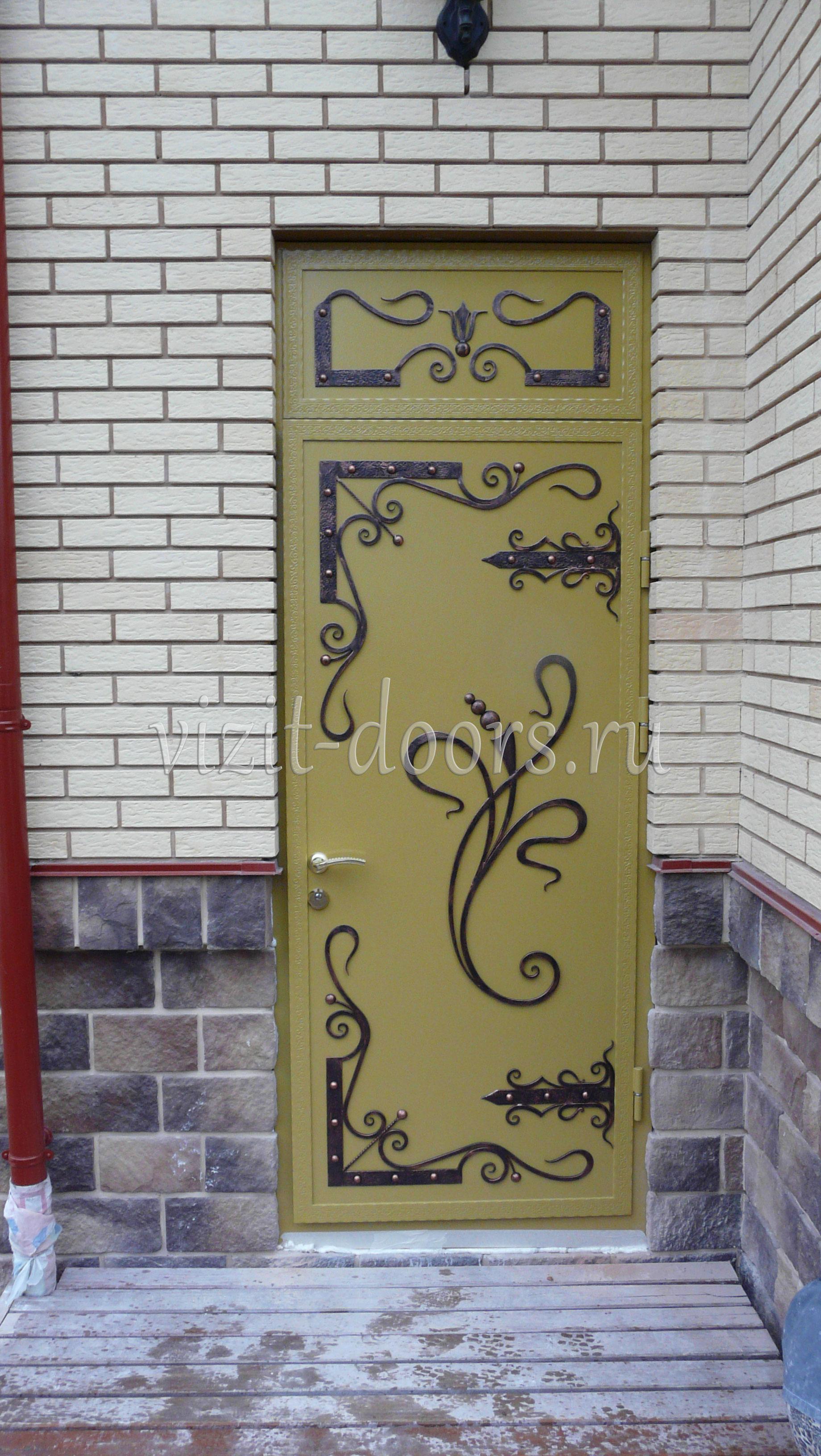 железные двери эконом в дмитровском районе